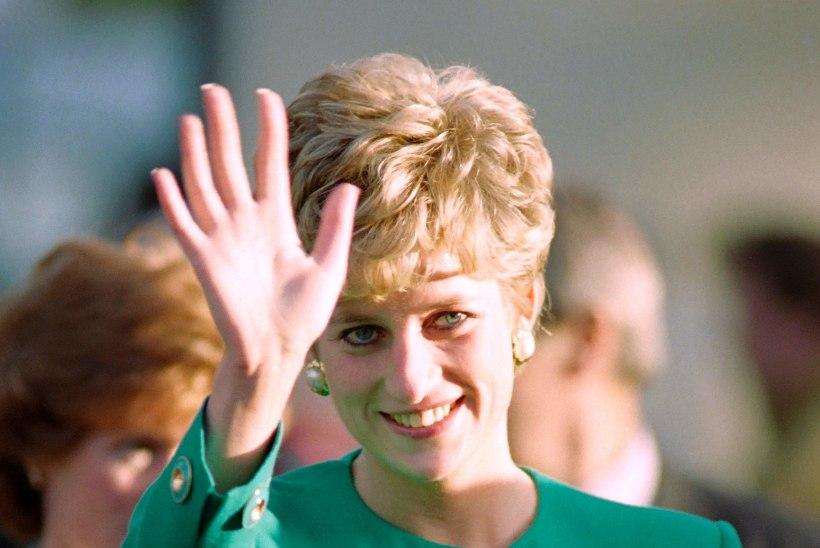 Printsess Diana suurim armastus on kihlunud