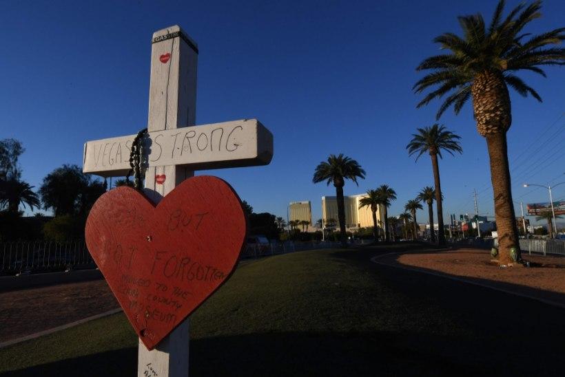 Las Vegase tragöödia kannatanud andsid kontserdikorraldaja kohtusse