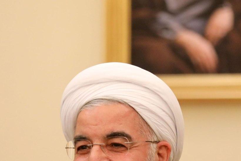 Iraani president kuulutas ISISe hävitatuks