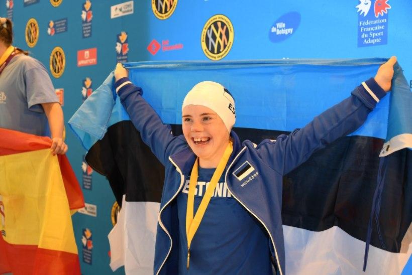 """Täna """"Radaris"""": kuidas vett kartvast Eesti tüdrukust sai ujumise maailmarekordi omanik!"""