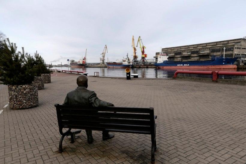 Saarlased soovivad laevaga Lätti saada
