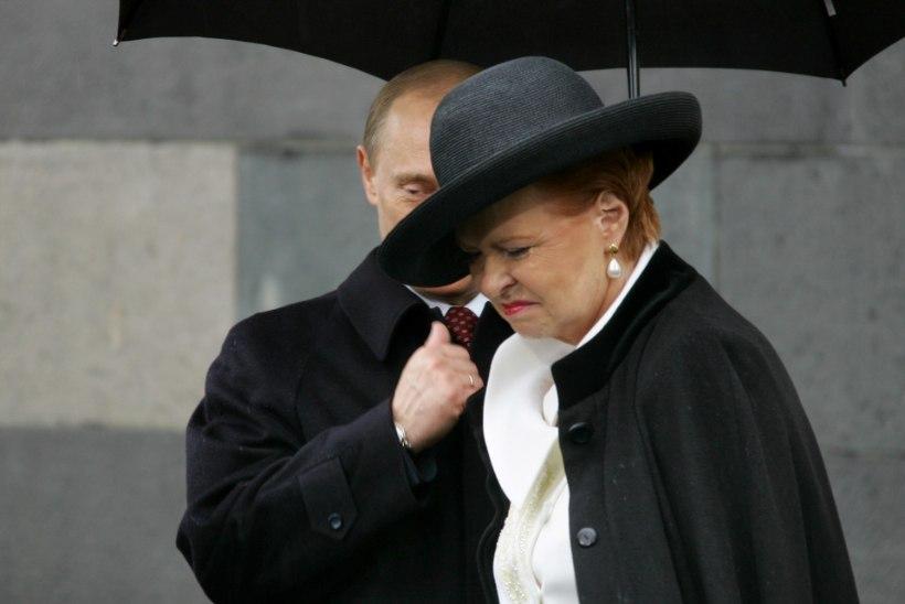"""LÄTI KUUES PRESIDENT ISELOOMUSTAB: """"Putin on inimene-kameeleon, kuid väga andekas."""""""