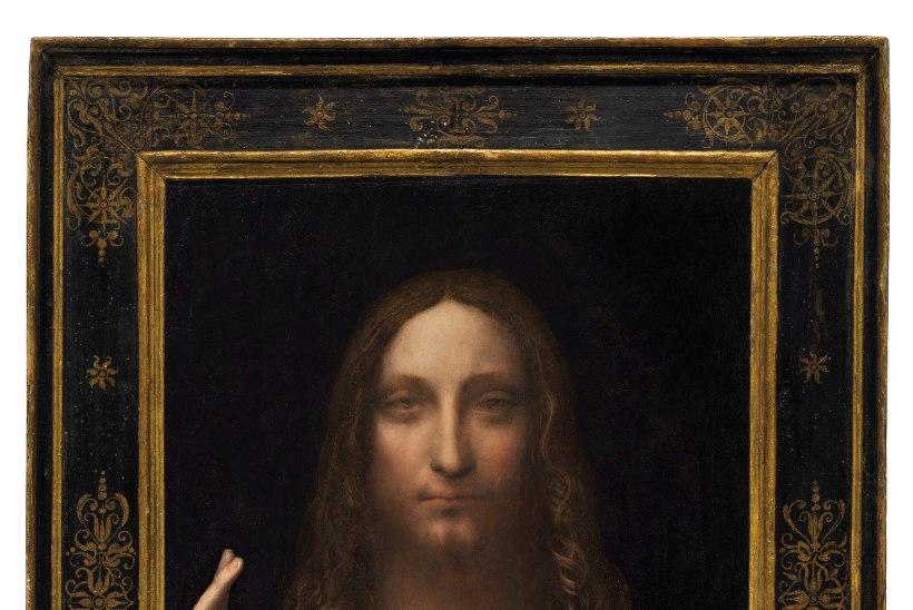 450 miljoni eest müüdud maal polegi da Vinci töö?!