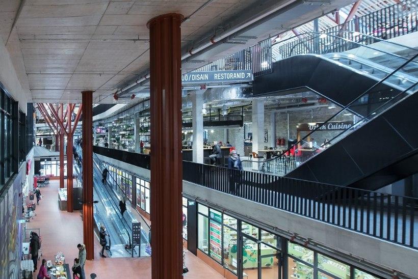 7a20e492561 Balti jaama turg tõi aasta ehitaja tiitli | Õhtuleht