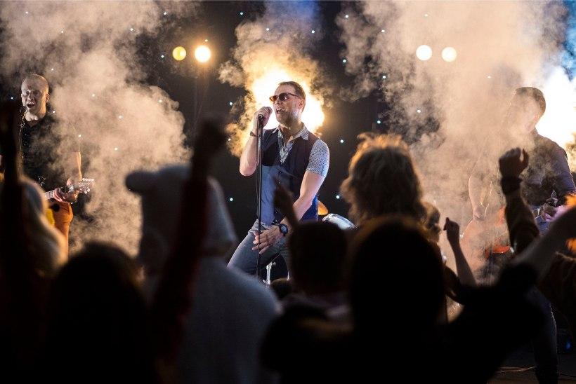 PILK PEALE   Olavi Otepalu valminud debüütalbumit saadab eriti rokkiv muusikavideo