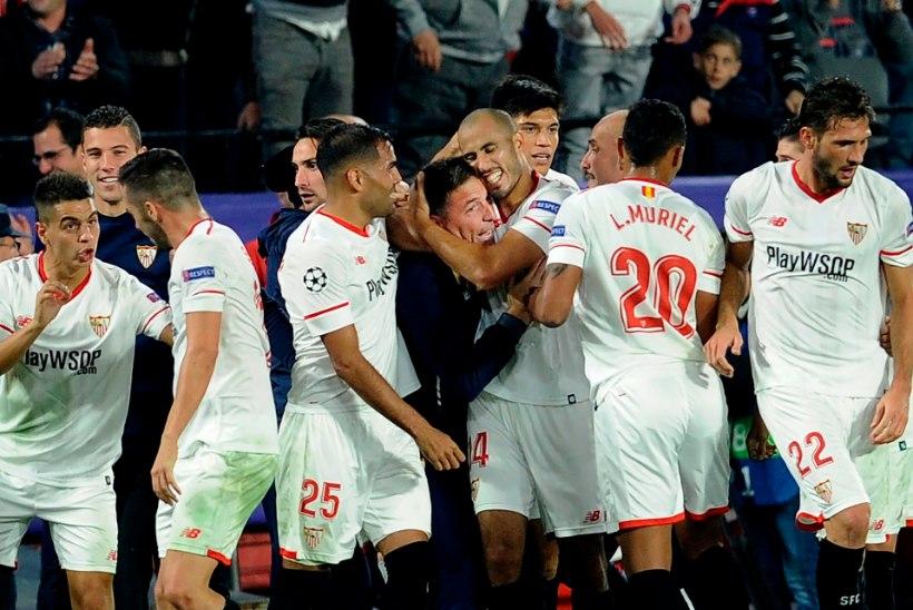 Sevilla marulist tagasitulekut innustas peatreeneri šokeeriv uudis