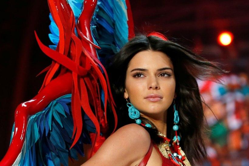 Kendall Jenner napsas Gisele Bündchenilt maailma edukaima modelli tiitli
