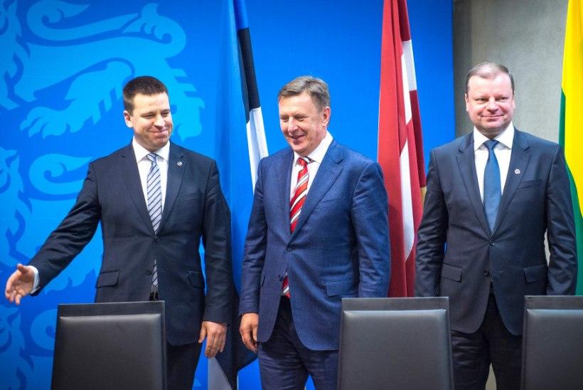 Rail Balticu projekteerimishange kuulutatakse välja lähinädalatel