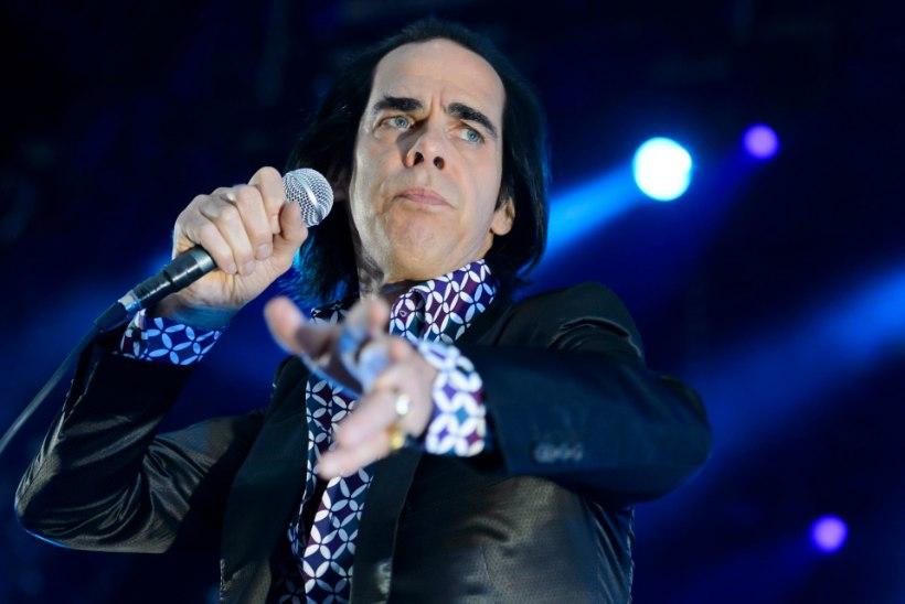 RÕÕMUSÕNUM MELOMAANIDELE: Nick Cave and the Bad Seeds esineb Positivusel
