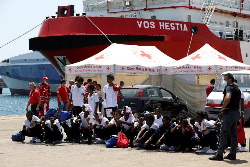 Siseministeerium ei soovi enam sisserände suurenemist, aga lepet ka ei avalda