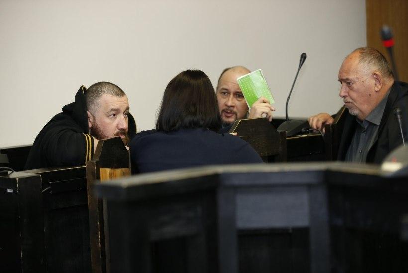 14 aasta taguse mõrva eest jõudis kaks meest kohtu alla