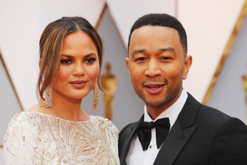 Chrissy Teigen ja John Legend saavad teise lapse
