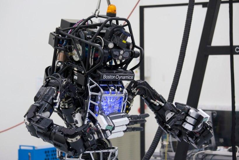 VIDEO | Robotid oskavad nüüd lausa tagurpidi saltosid teha!