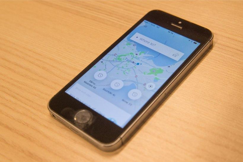 Uber langes tohutu andmevarguse ohvriks