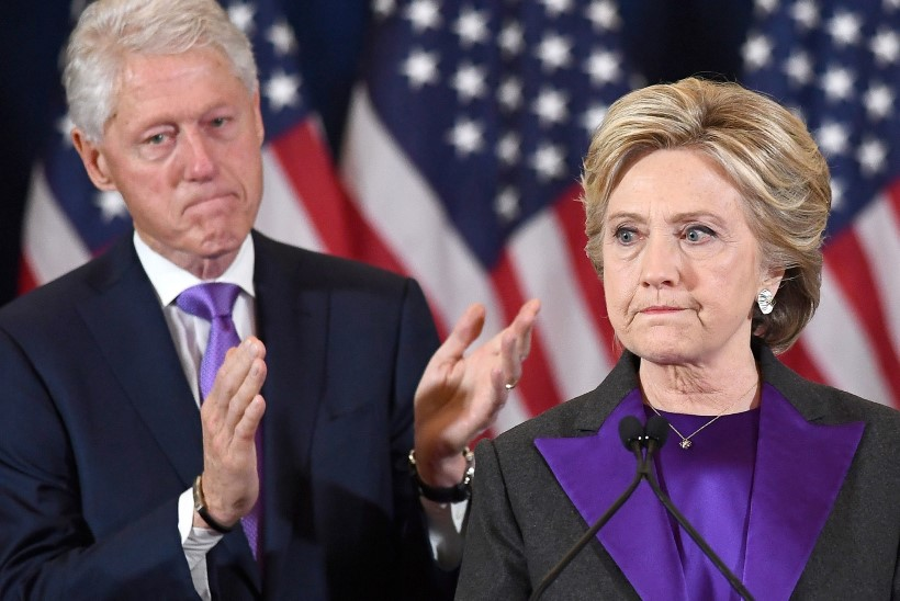 President Bill Clinton tõmmati taas suurde seksiskandaali