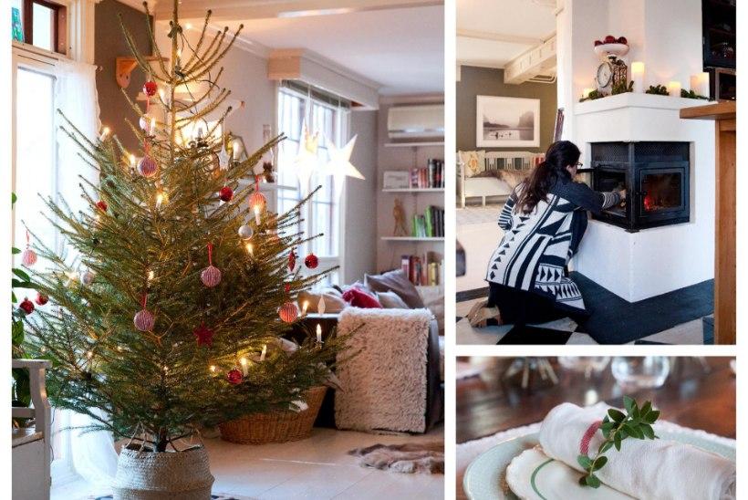 FOTOLUGU | Sulnis jõuluehtes kodu, mis passib ka pühadepõlgurile