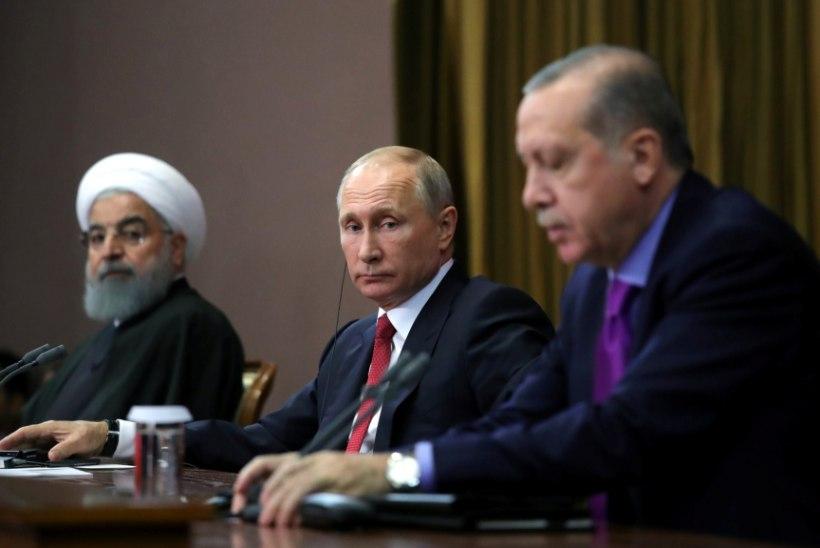 Putin: kõik Vene suurfirmad peavad olema valmis kiireks üleminekuks sõjatööstusele