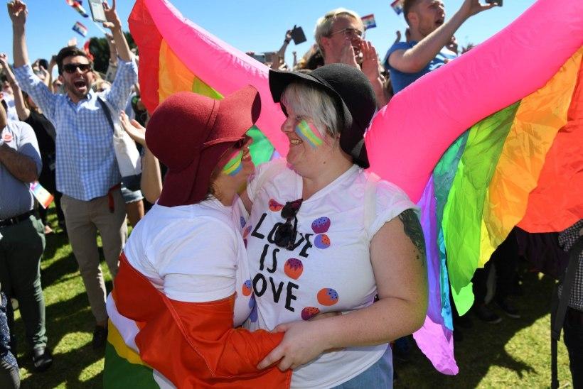 Tallinna kohus tühistas USA-Eesti lesbipaari elamisloa