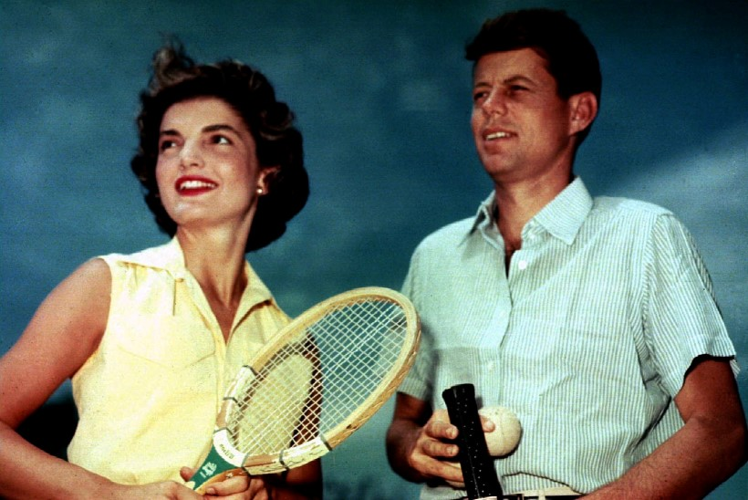 Kuninganna Elizabeth II oli Jackie Kennedy peale armukade?