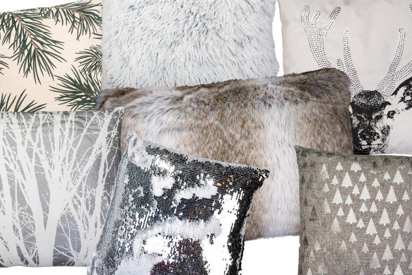 Padi muudab interjööris paljutki! Kogu inspiratsiooni talvisest padjavalikust!
