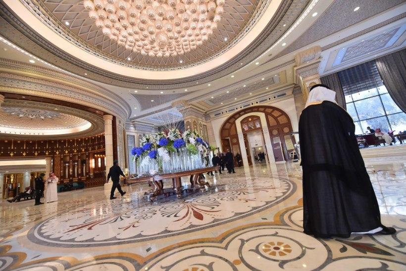 VIDEO | Selline näeb välja Saudi Araabias vanglaks muudetud luksushotell