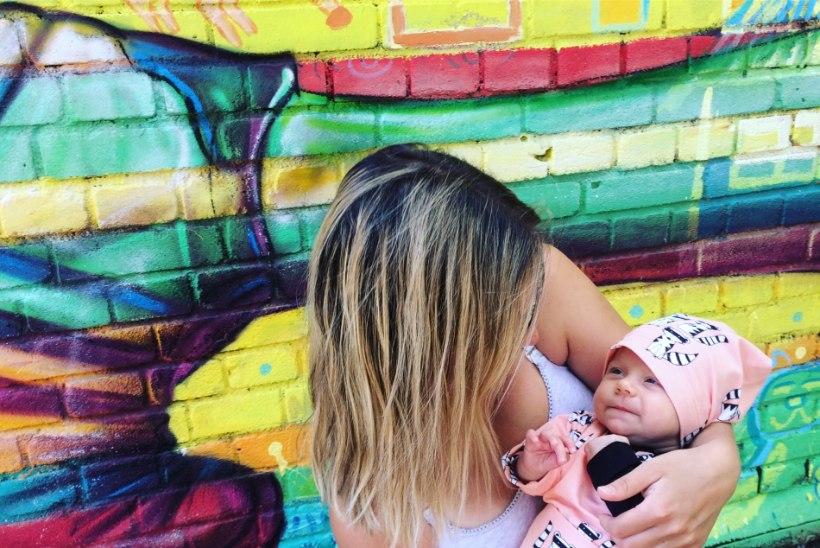 MARILYN JURMANI BLOGI | Kui laps vaatab multikaid, annab see emale võimaluse kasvõi hambad puhtaks pesta