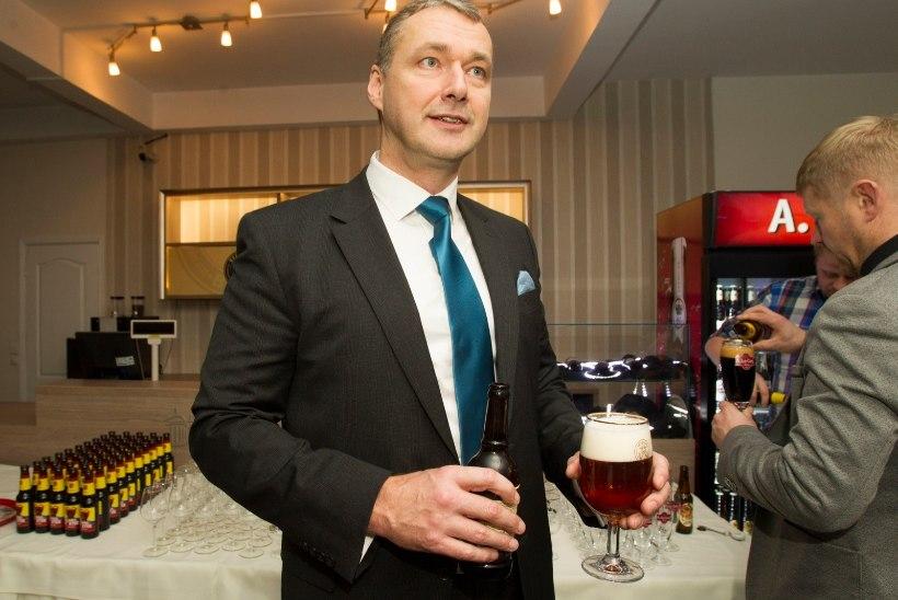 Õlletööstur Noop: lahjat alkoholi ostetakse ja tarbitakse piirikaubanduse tõttu rohkem