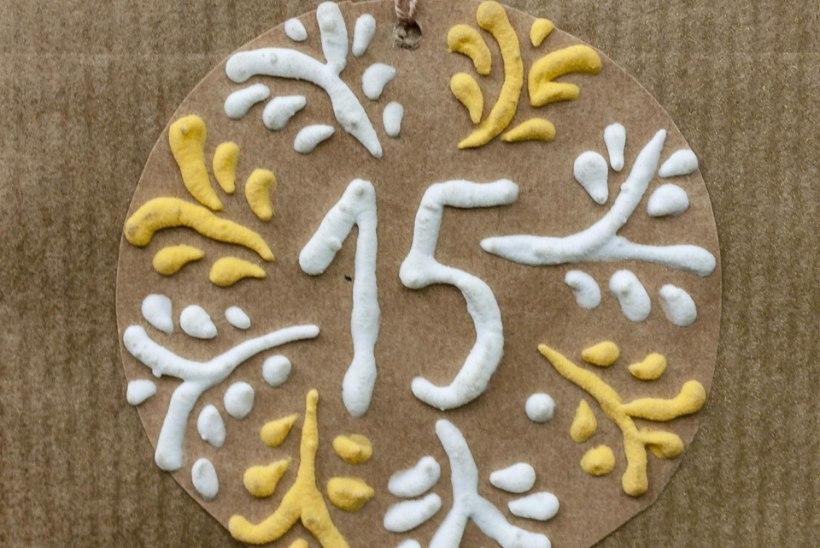 TEE ISE | Korduskasutatav jõulukalender, mis sobib kodu kaunistama ka muul ajal