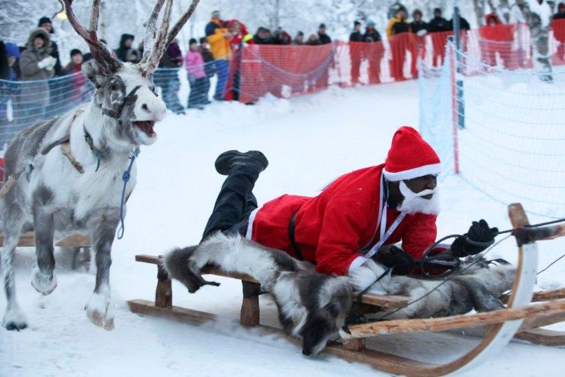 Jõulutaatide võistlusmängud jäävad seekord ära