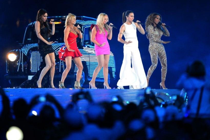 Nutke, fännid! Spice Girlsi taasühinemine jääb ära!