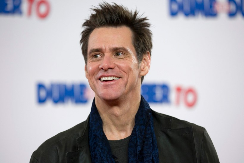 Tippkoomik Jim Carrey piinles raske haiguse käes