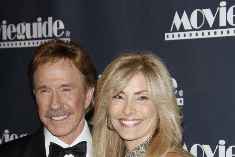 Chuck Norris: haiglauuring mürgitas mu naise!