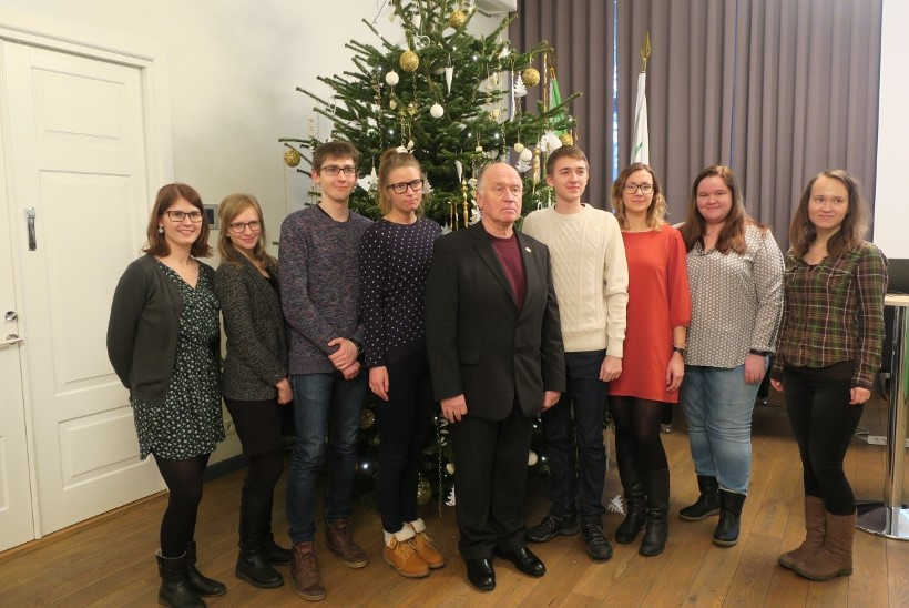 Täna pannakse punkt Ida-Tallinna keskhaigla II teadusprojektile tudengite ja õpilastega