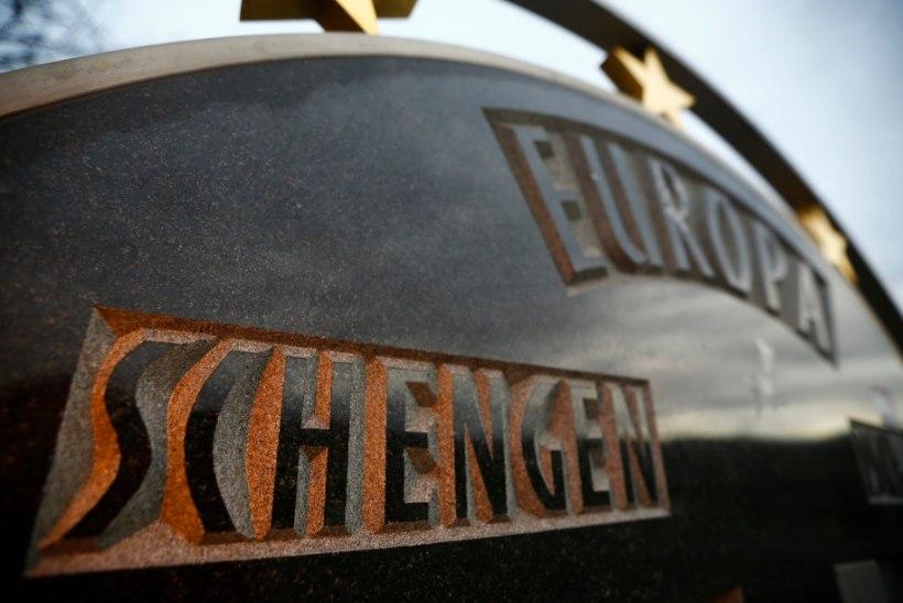 GALERII   ÜLESTUNNISTUS: tugeva välispiirita pole ka Schengenit
