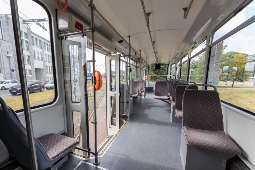 ANNA TEADA: Kuidas oled  rahul ühistranspordis oleva puhtuse ja korraga?