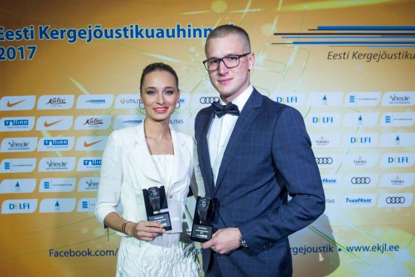Selgusid Eesti aasta parimad kergejõustiklased!