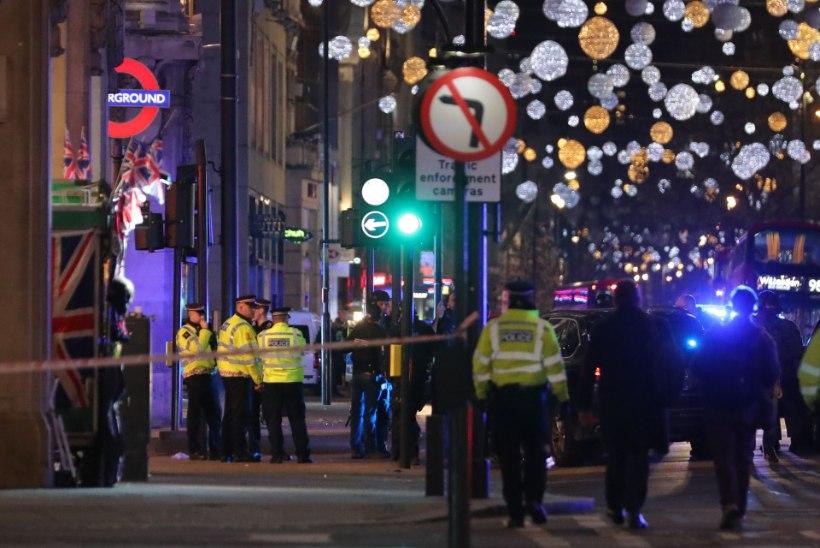 MASSIHÜSTEERIA? Londoni politsei evakueeris inimesed metroojaamast
