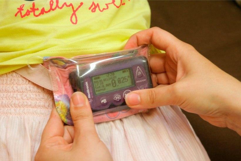 Tee head: sinu vana mobiil saab aidata diabeedihaigeid lapsi