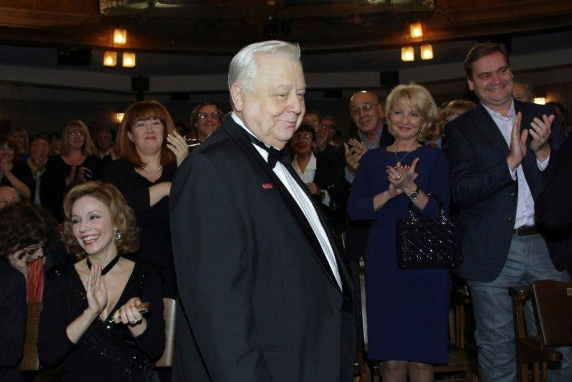 82aastane Vene filmilegend Oleg Tabakov viidi raskes seisundis haiglasse