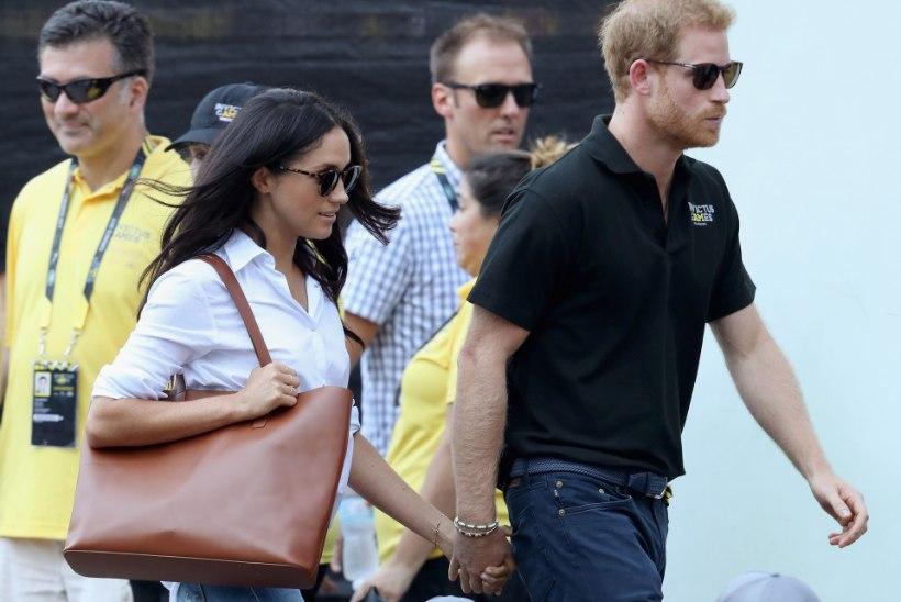 Prints Harry ja Meghan Markle'i kihlusest teatatakse juba HOMME?