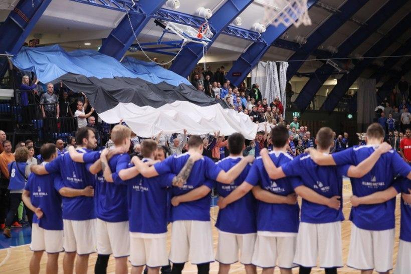 7 VÕTIT   Eesti võttis ülinärvilise ja ülivajaliku võidu, Eesti - Suurbritannia 73:70!