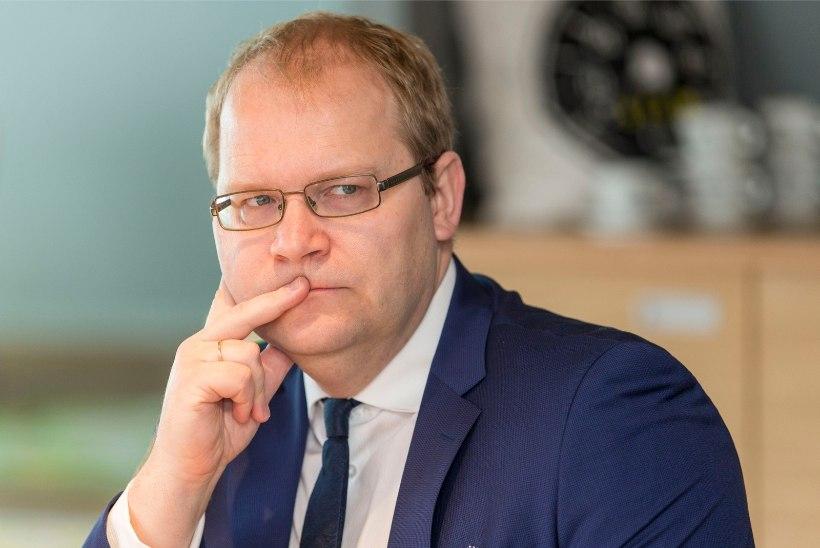 Urmas Paet laevakaitsjate otsusest: saan kergendust ja rõõmu tunda siis, kui nad on Eestis tagasi