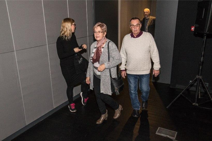 GALERII JA VIDEO | Eesti filmimuuseumis esilinastunud Sulev Keeduse uus film võitleb PÖFFi peaauhinna eest