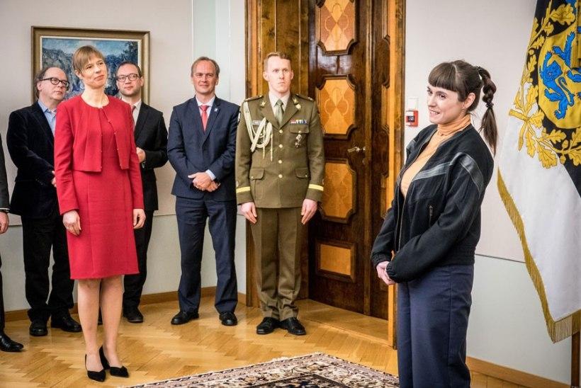 Noore kultuuritegelase preemia sai kunstnik Katja Novitskova