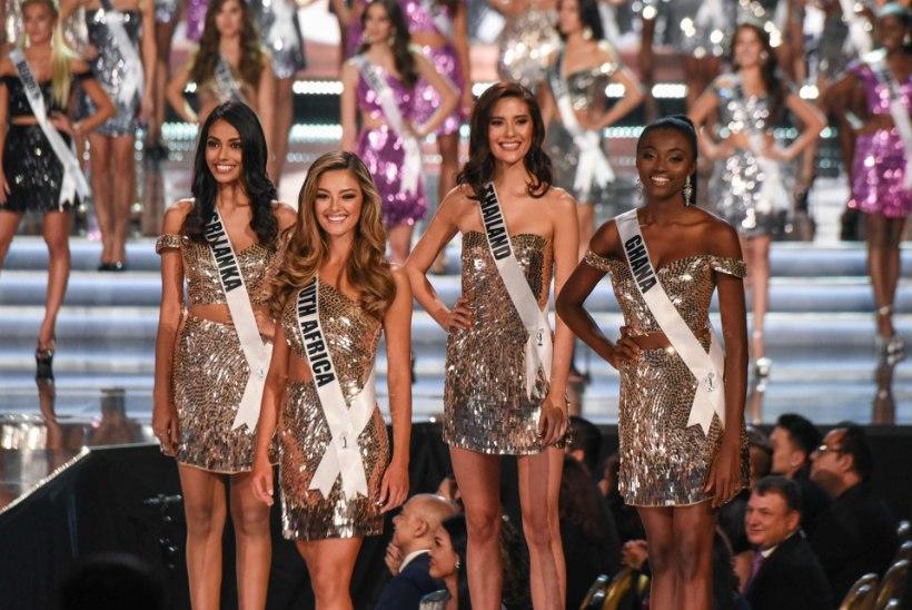 GALERII | Miss Universumi tiitli võitis Lõuna-Aafrika vabariiki esindanud neiu