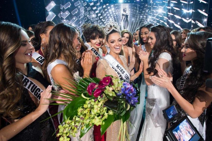 Värske Miss Universum tegi autoröövlile säru