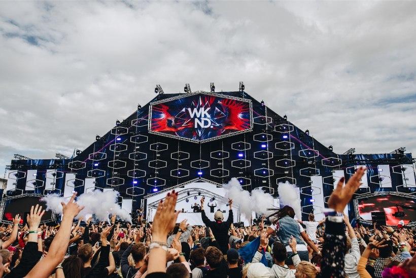 SAHINAD: 2018. aasta Weekend Festival Baltic toimub Tallinnas?