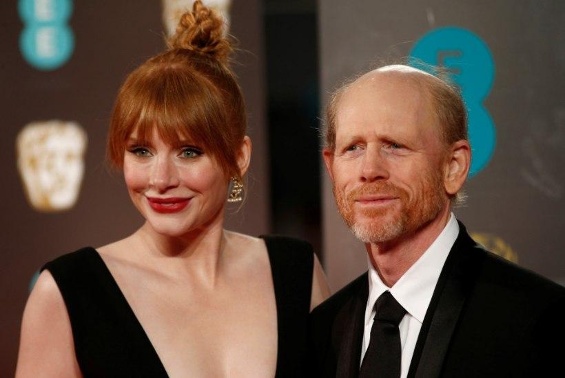 Hollywoodi režissöör Ron Howard leinab oma näitlejast isa