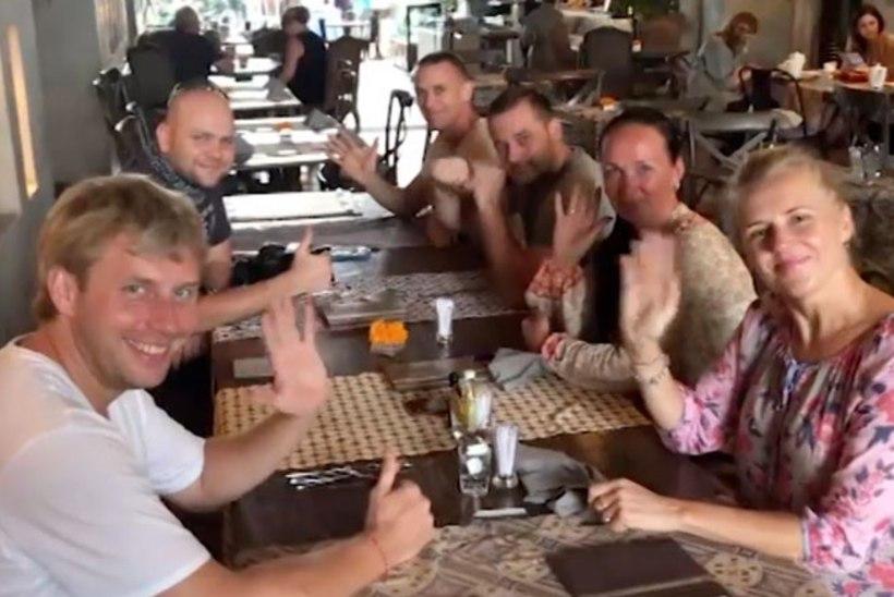 TV3 VIDEO | Sajad eestlased ootavad Balil kojulendu