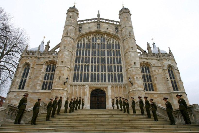 Prints Harry ja Meghan Markle avalikustasid pulmakoha